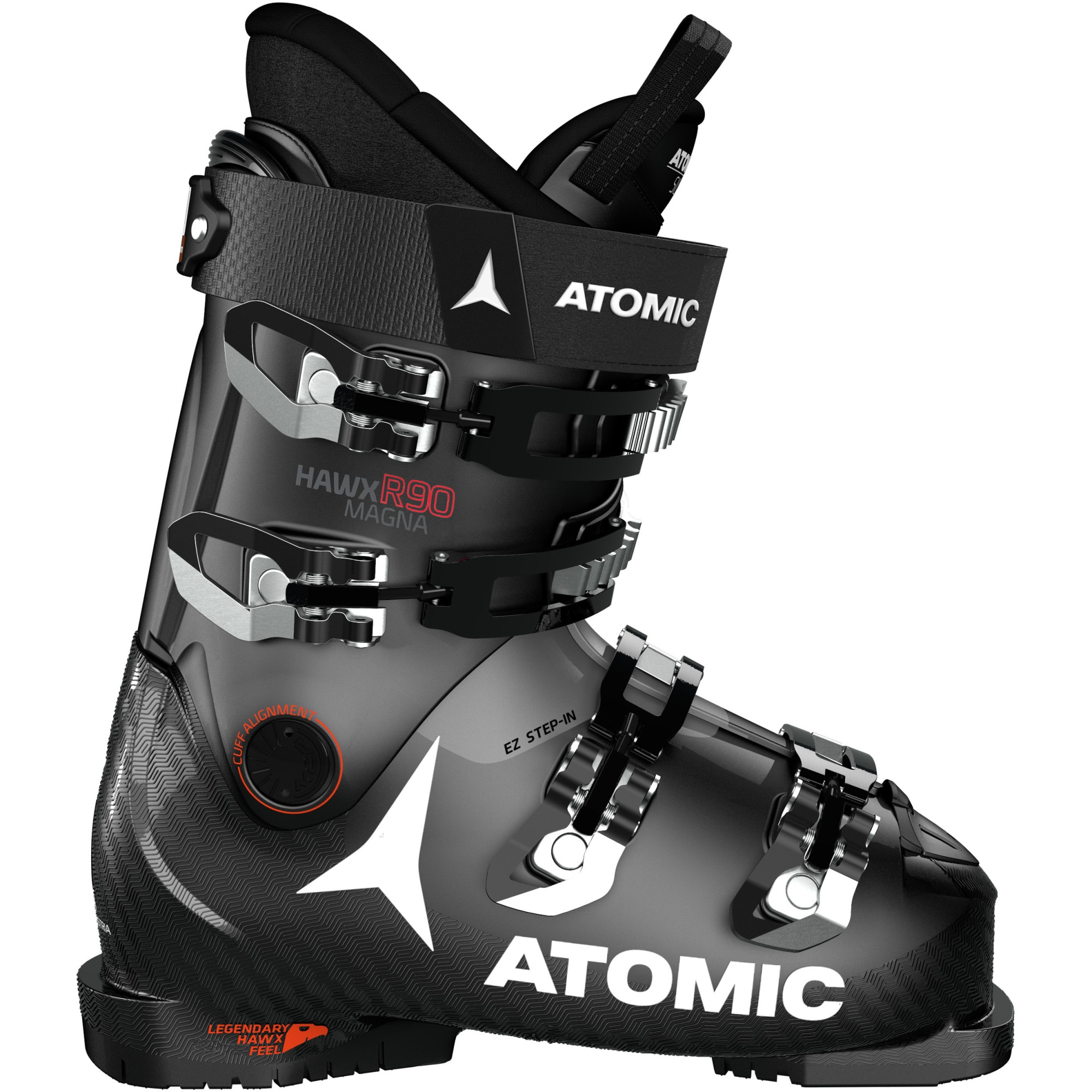 Fotografie Clapari ski Atomic Hawx Magna R90,Barbati,Negru/Gri,30/30.5