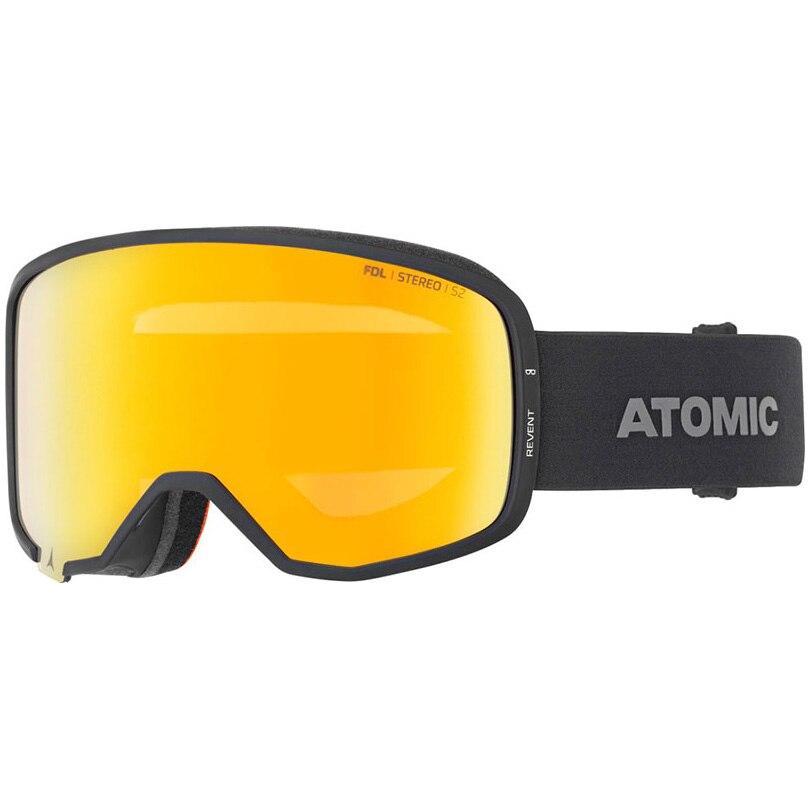 Fotografie Ochelari ski Atomic Revent Stereo OTG, Negru