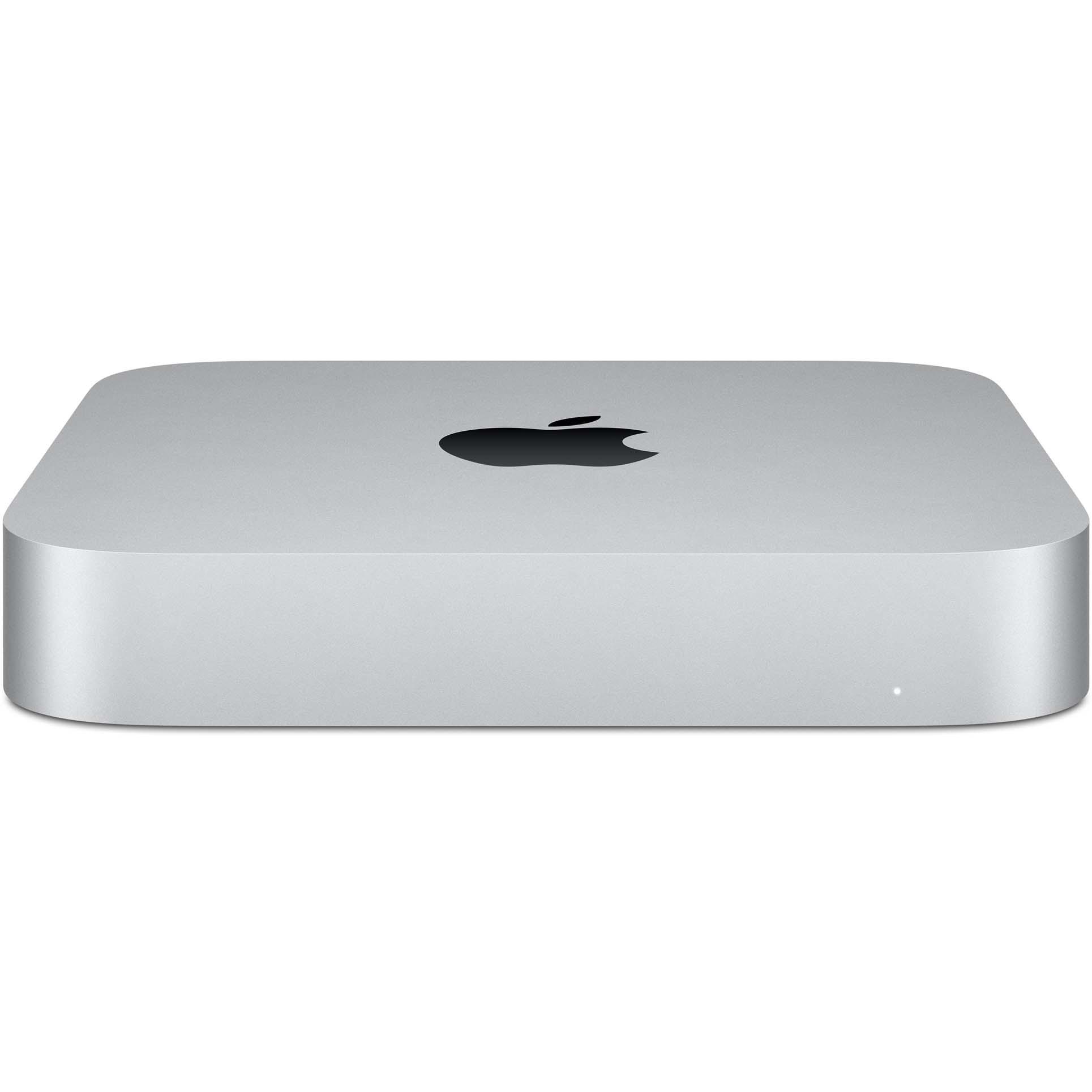 Fotografie Mac Mini PC Apple (2020) cu procesor Apple M1, 8GB, 512GB SSD, INT
