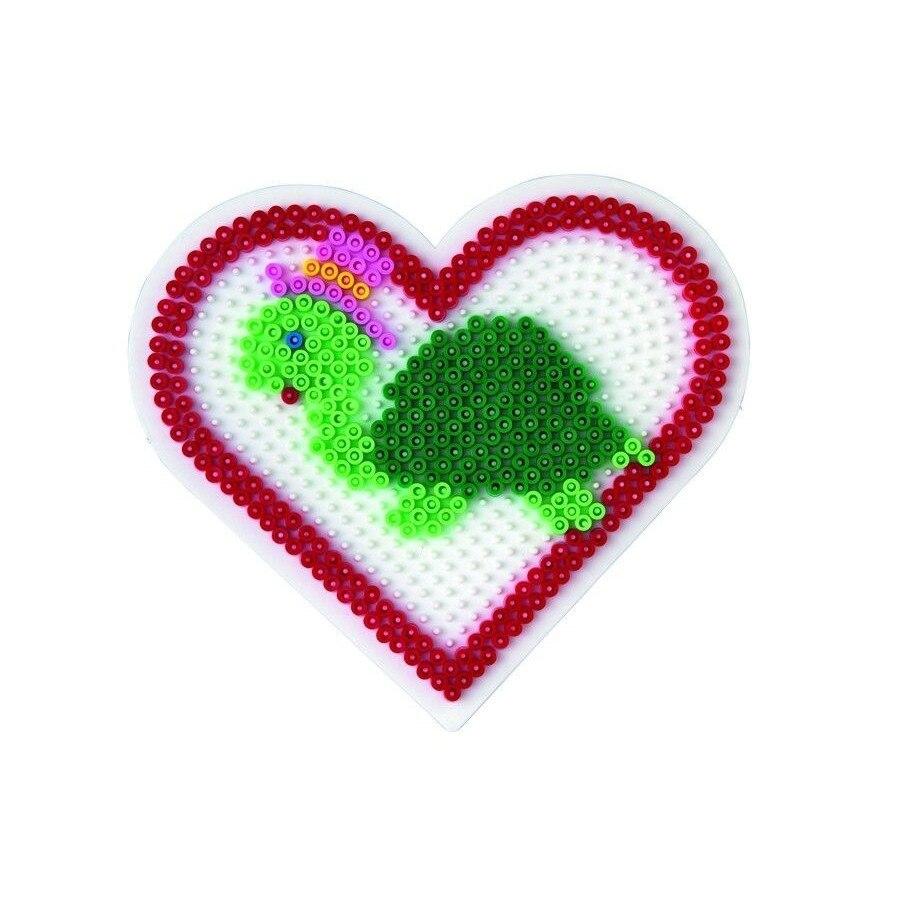 mărgele în inimă