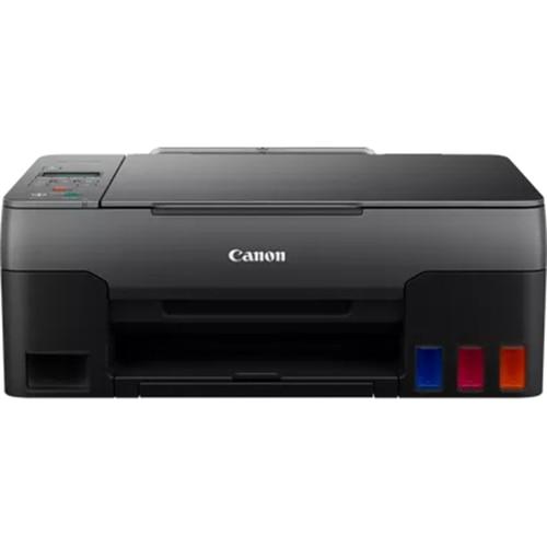 Fotografie Multifunctional inkjet CISS Canon Pixma G3420, A4