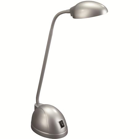 Лампа за бюро Massive Quin, G9, 1x28W, Сива
