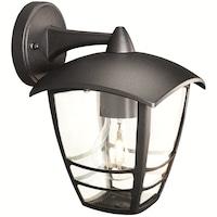 Philips Creek kültéri lámpa, 1x60W, Fekete