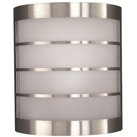 Външна лампа Philips Massive Calgary, E14, 12 W, IP44, Inox