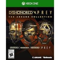 Dishonored Prey: The Arkane Collection Xbox One Játékszoftver