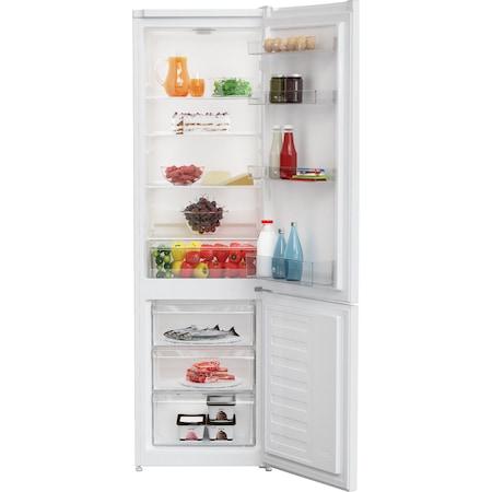 Хладилник с фризер Arctic AK54305M30W