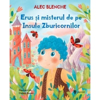 Erus si misterul de pe insula zburicornilor, Alec Blenche
