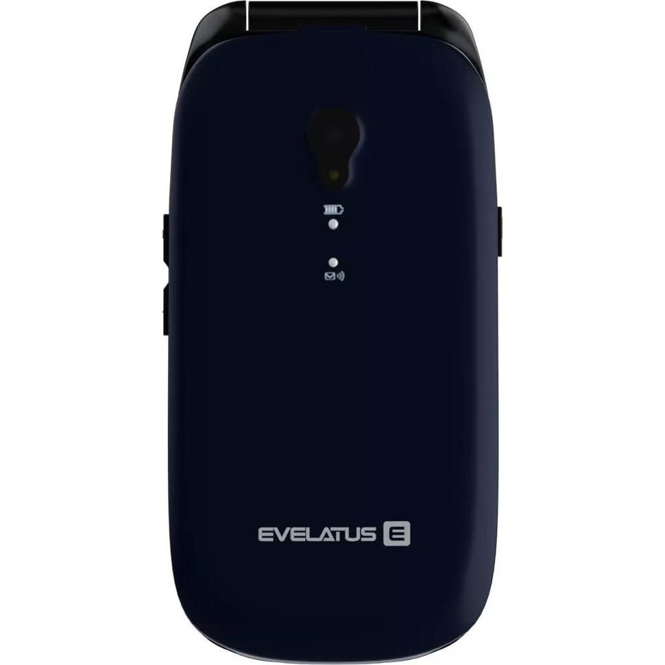 Fotografie Telefon mobil Evelatus Wave, Dual SIM, Albastru