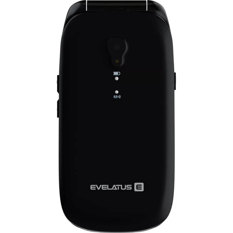 Fotografie Telefon mobil Evelatus Wave, Dual SIM, Negru