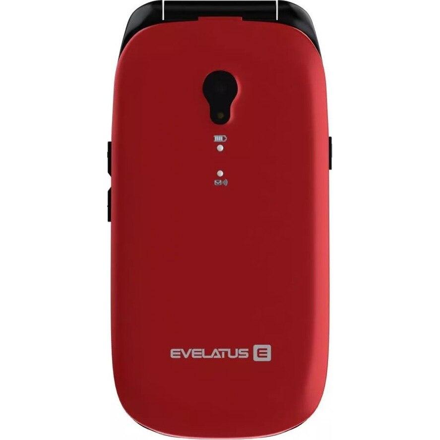 Fotografie Telefon mobil Evelatus Wave, Dual SIM, Rosu