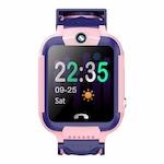 Ceas smartwatch copii SMARTECH localizare, camera foto, functie telefon, buton SOS si monitorizare spion, 251 Roz