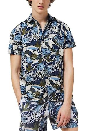 O'Neill LM Wailuku S/Slv Shirt kék férfi ing XL