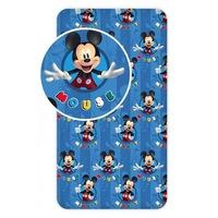 Disney Mickey gumis lepedő színes 90x200cm