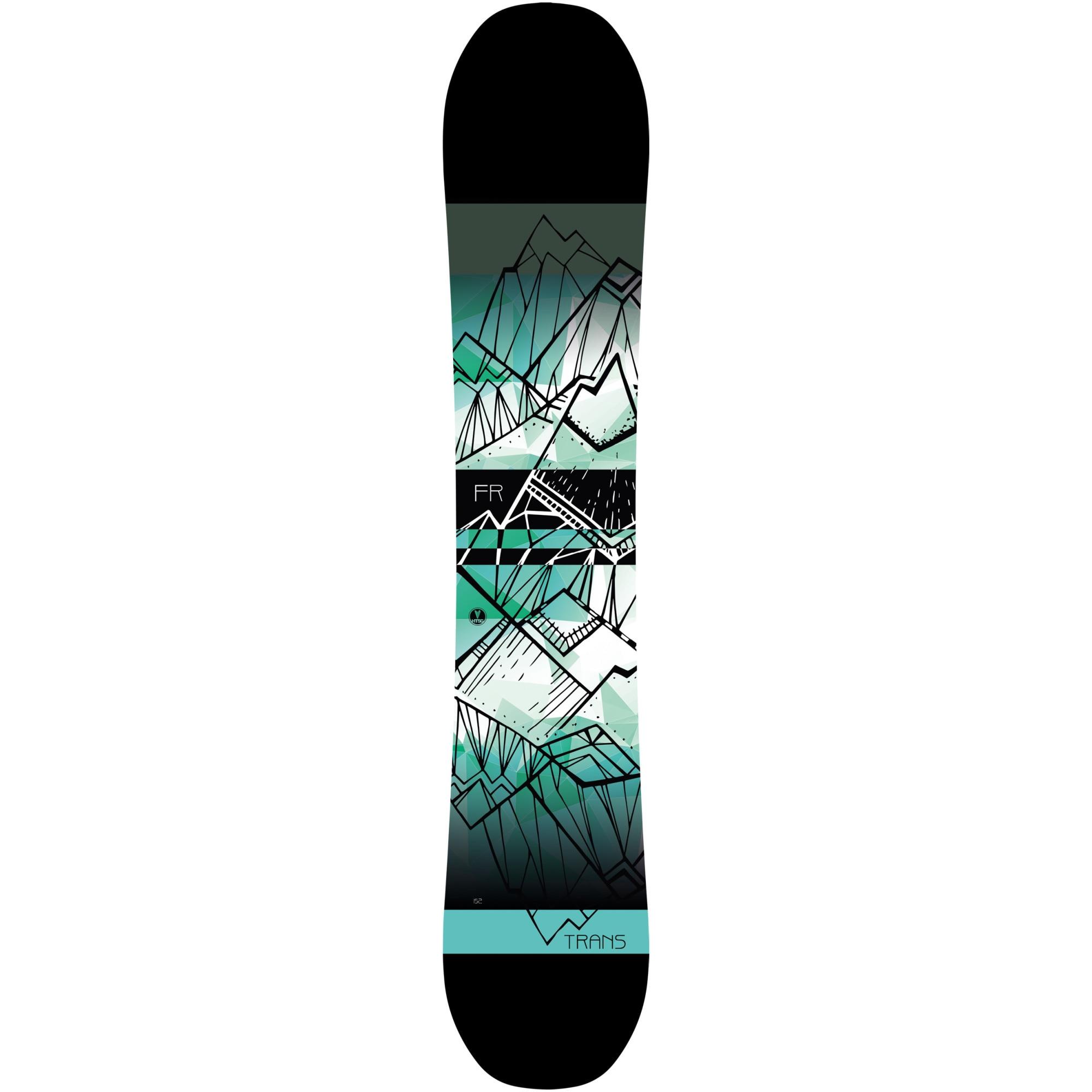 Fotografie Placa snowboard Trans FR,Barbati,Verde,147cm