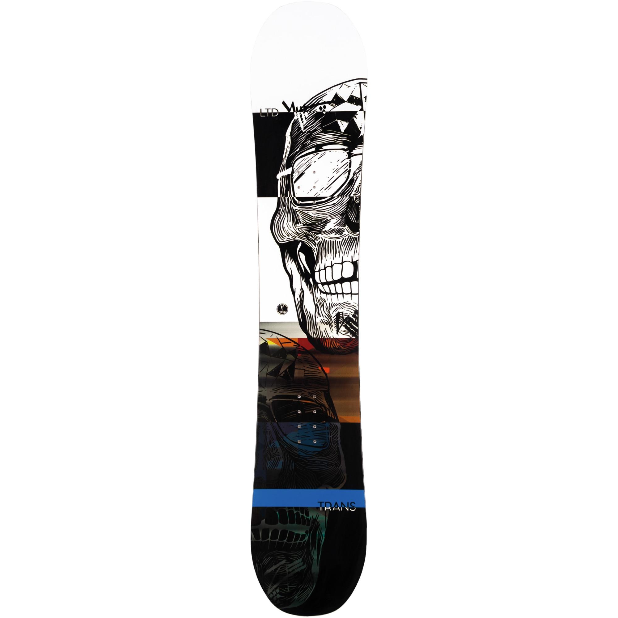 Fotografie Placa snowboard Trans LTD,Barbati,Alb,157cm
