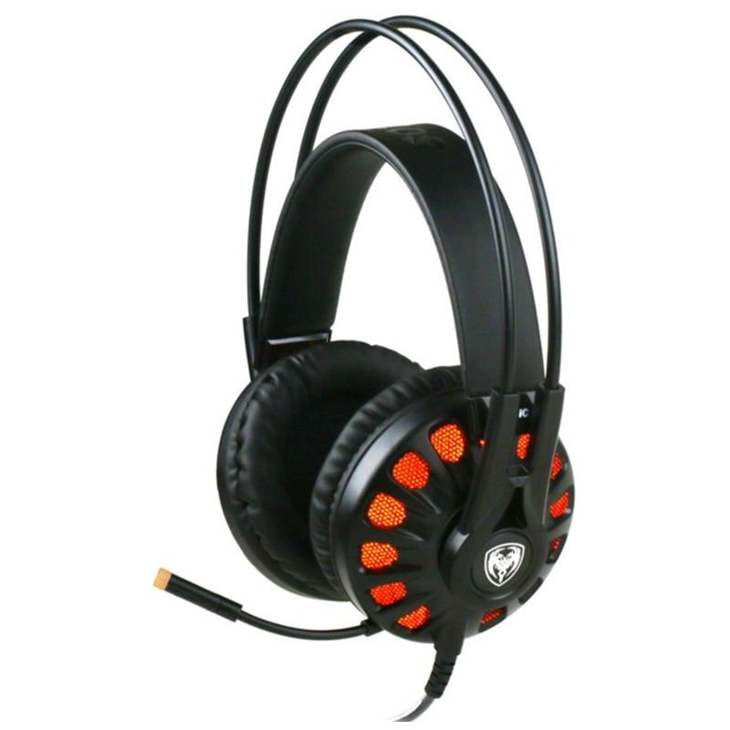 Fotografie Casti gaming on-ear Somic G932, Black