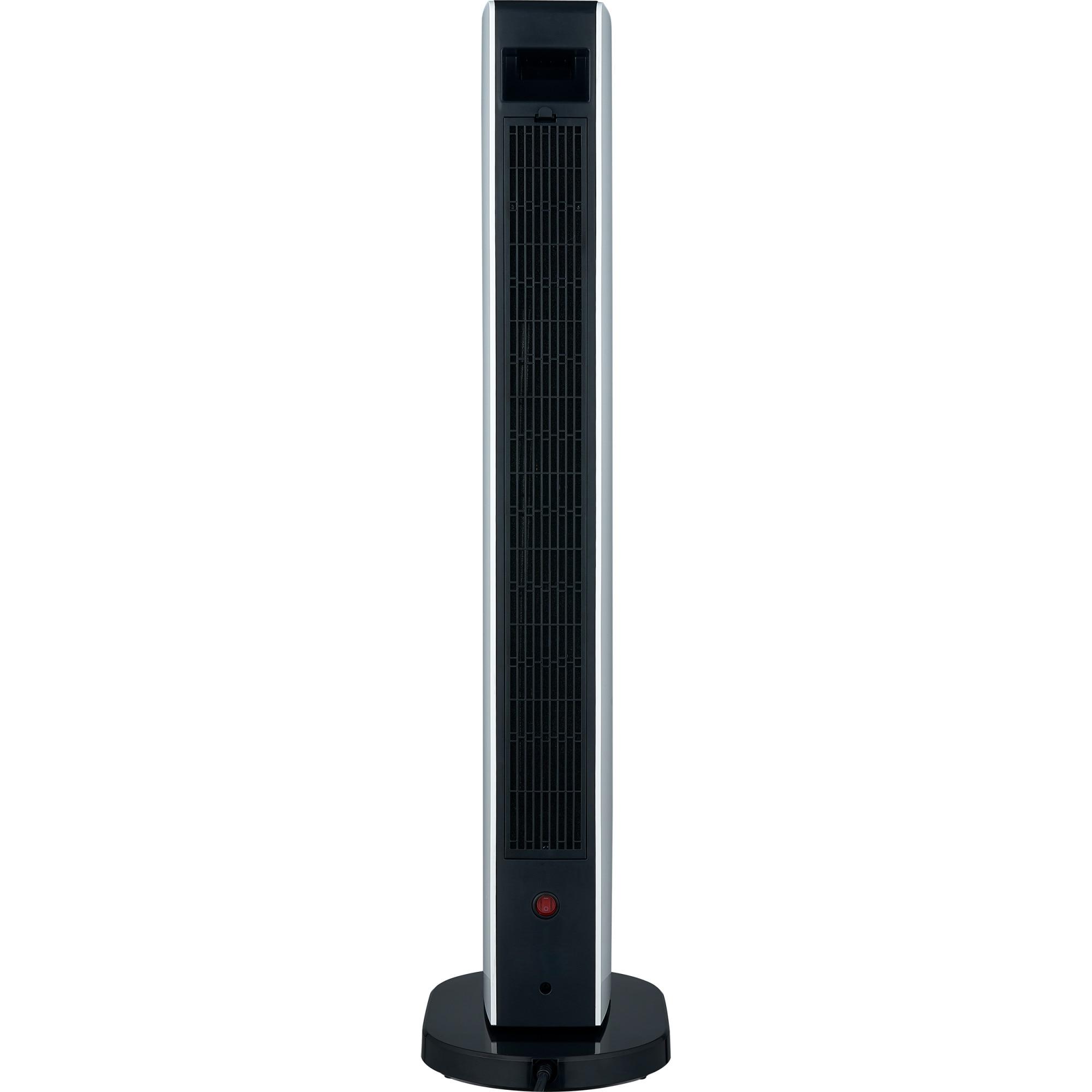 Fotografie Aeroterma ceramica turn Concept VT8100, 2200 W, Telecomanda, 3 trepte, Display led, Filtru de praf, Mod Eco, Negru