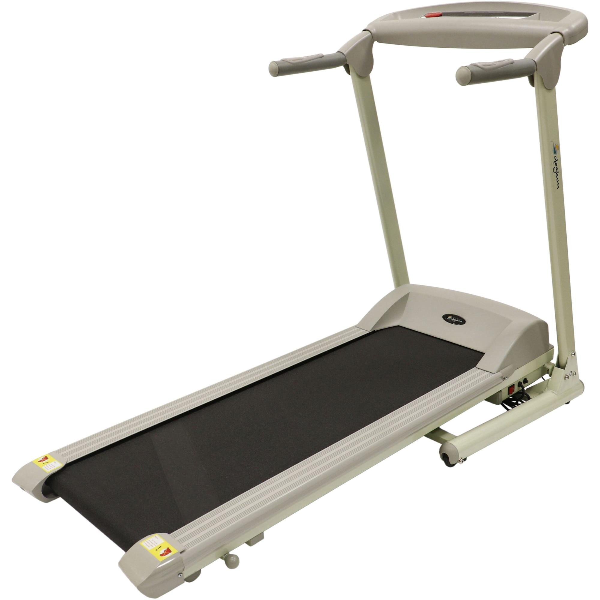 Fotografie Banda pentru alergare HM-1100, 1.25 HP, 14 km/h V-max, greutate maxima utilizator 100 kg