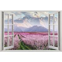 3D Dekorációs falmatrica, Tájkép 21, 60x90cm