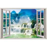 3D Dekorációs falmatrica, Tájkép 12, 60x90cm