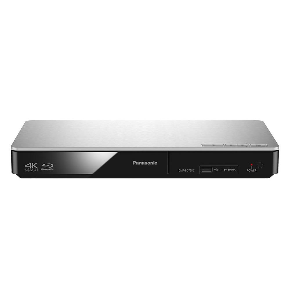 Fotografie Blu-ray player Panasonic BDT280EG, 3D, upscaling 4K, Smart, Wireless, DLNA, Miracast