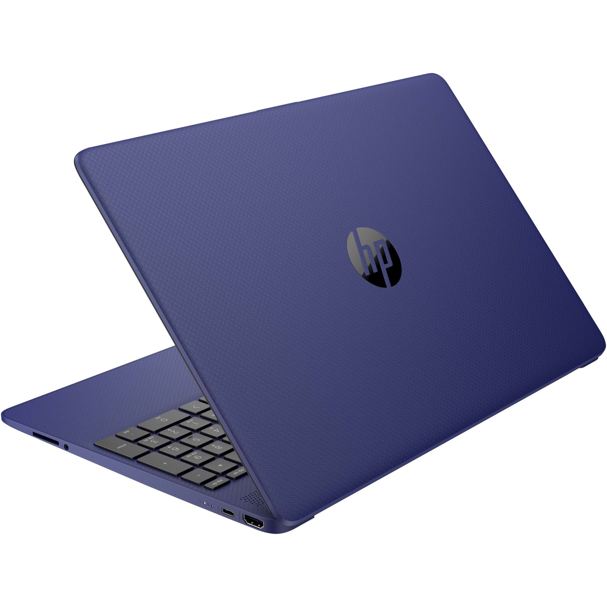 "Лаптоп HP 15s-eq0081nq, 15.6"", AMD Ryzen™ 7 3700U, RAM 8GB, SSD 256GB, AMD Radeon™ RX Vega 10, Free DOS, Indigo Blue - eMAG.bg"