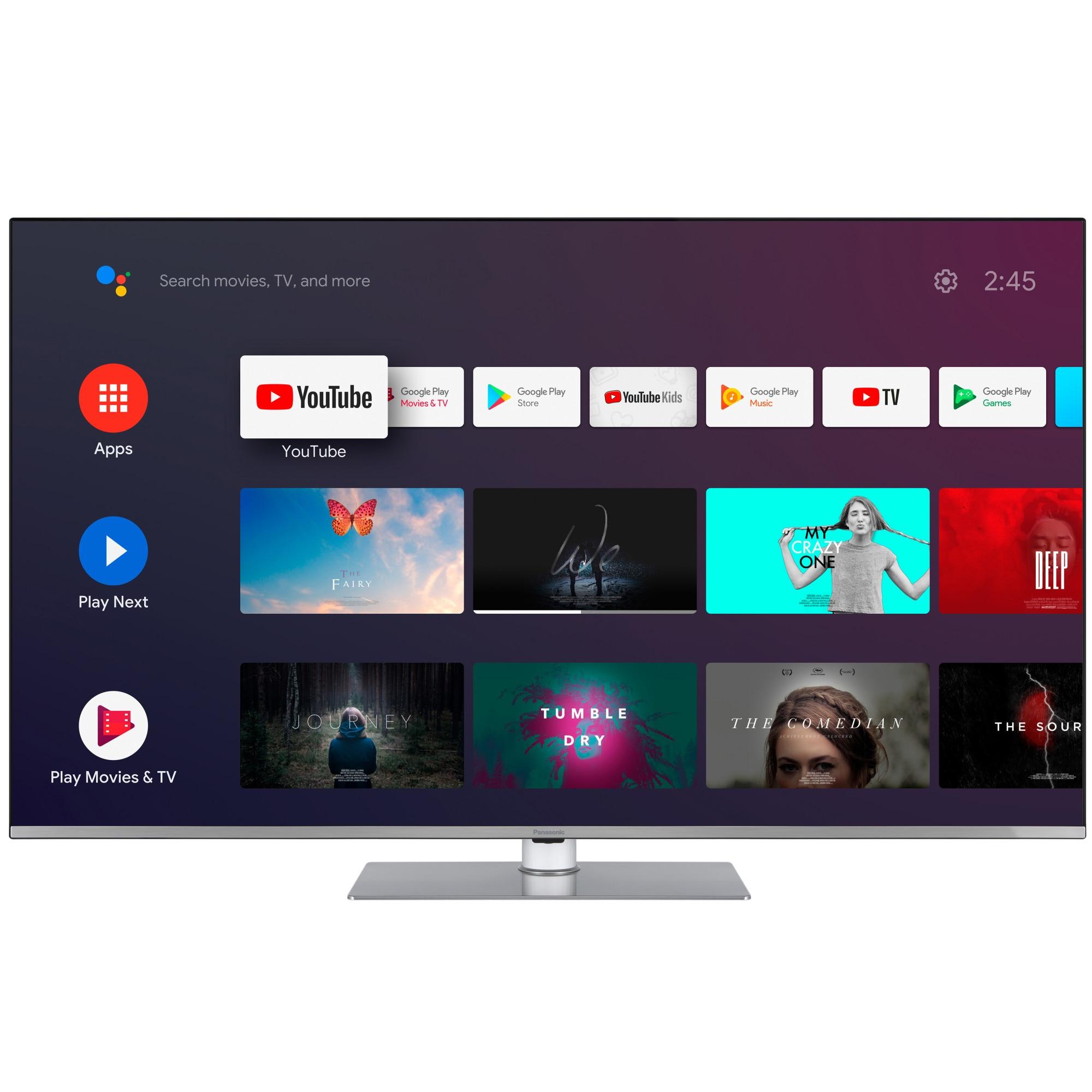 Fotografie Televizor Panasonic TX-65HX710E, 164 cm, Smart Android, 4K Ultra HD, LED, Clasa G