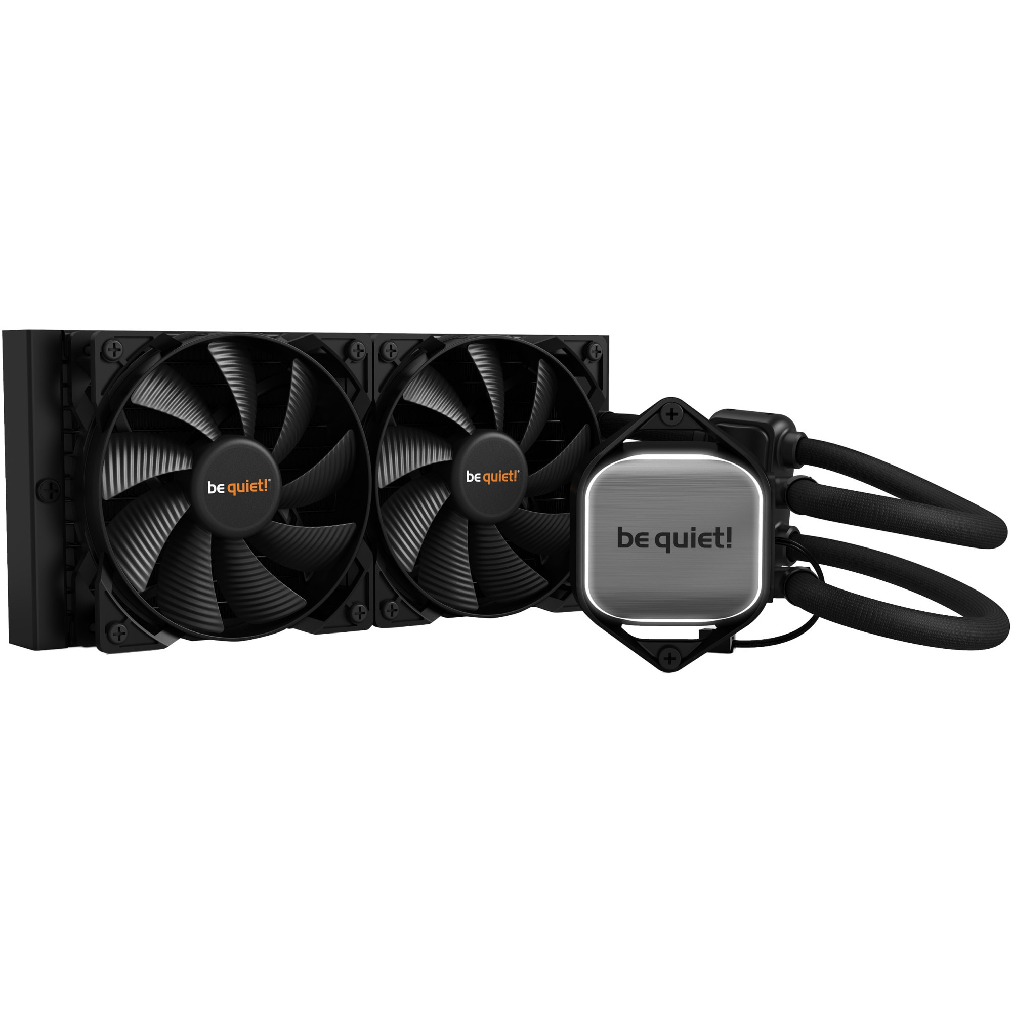 Fotografie Cooler Procesor be quiet! Pure Loop 240, compatibil AMD/Intel