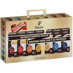 Pachet capsule cafea Tchibo Cafissimo Collection, 7 Sortimente, 70 capsule, 506g