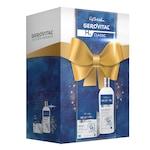 Подаръчен комплект: Gerovital H3 Classic: Дневен крем със стягащо действие, 50 мл + Почистваща хидратираща емулсия 2 в 1, 200 мл
