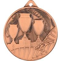 Спортен медал TRYUMF, Модел 3 купи, За 3-то място, Диаметър 5 см