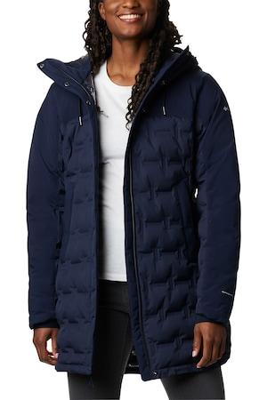 Columbia, Mountain Croo pihével bélelt dzseki, Tengerészkék, M