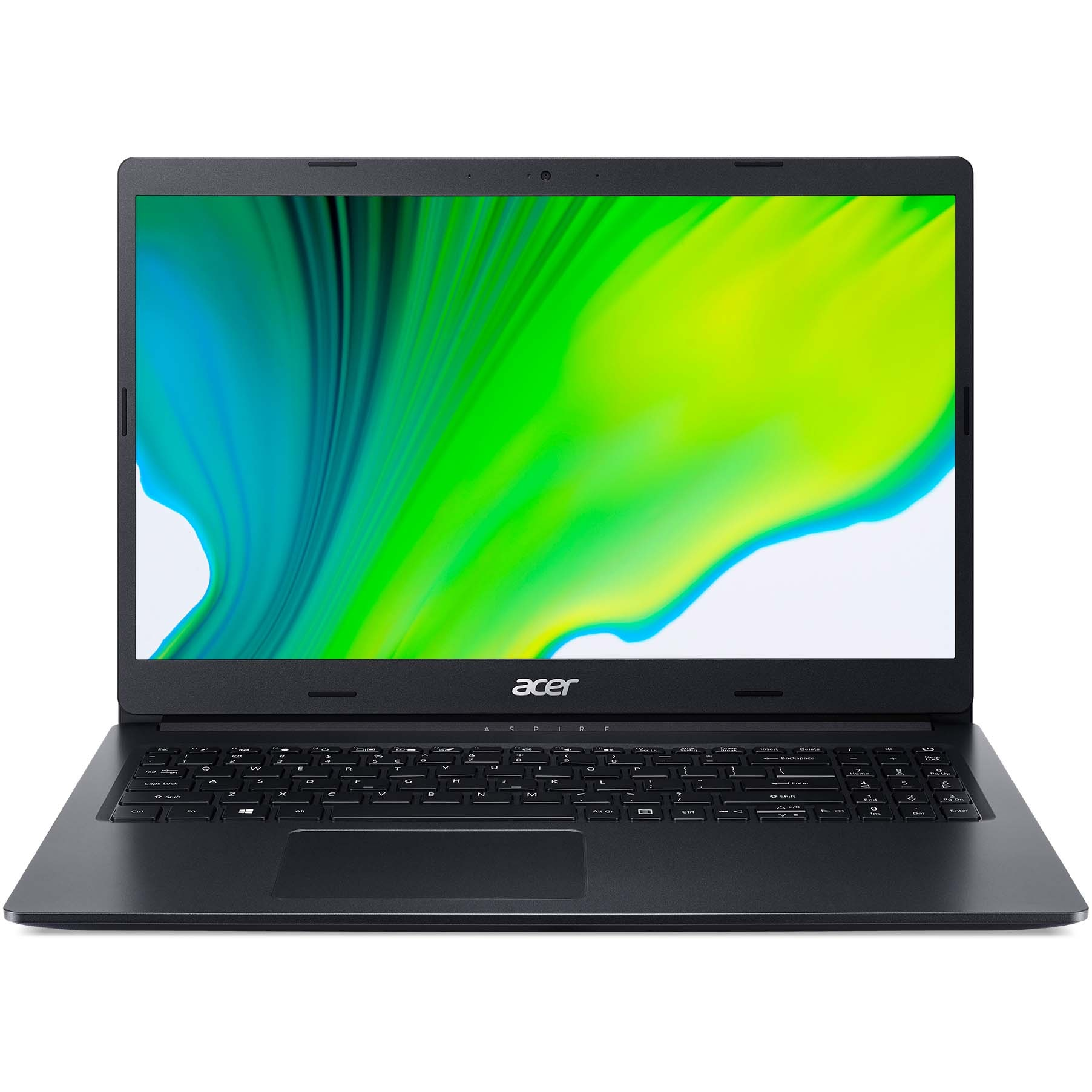 "Fotografie Laptop Acer Aspire 3 A315-23G cu procesor AMD Ryzen 5 3500U pana la 3.70 GHz, 15.6"", Full HD, 8GB, 256GB SSD, AMD Radeon™ 625 2GB, No OS, Black"