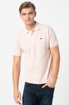 Lacoste, Normál fazonú galléros piképóló, Púder rózsaszín