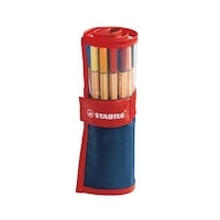 Stabilo Point 88 0.4mm Tűfilc készlet 25 szín