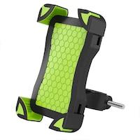 Стойка за телефон за колело/мотор RoGroup, зелено