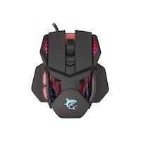 White Shark GM-9002 Lancelot RGB Gamer egér, 6400 Dpi