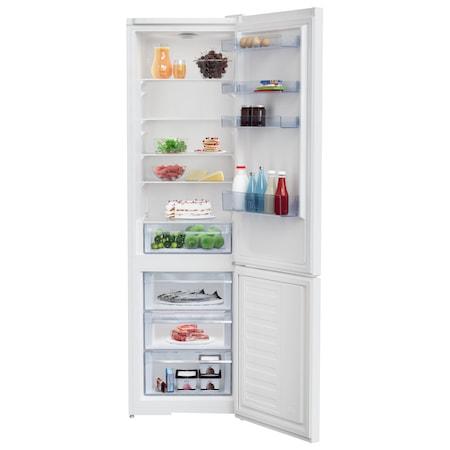 Хладилник с фризер Beko RCSA406K40WRN