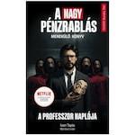A nagy pénzrablás - A professzor naplója - Menekülő könyv