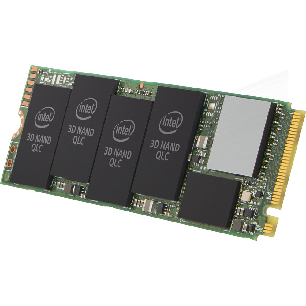 Fotografie Solid State Drive (SSD) Intel® 665P Series, 1TB, NVMe, M.2.