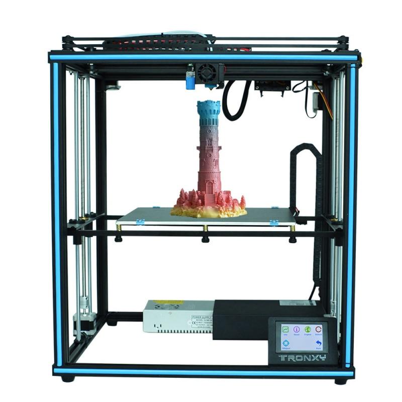 Fotografie Imprimanta 3D Tronxy X5SA 24V