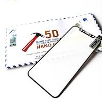 Стъклен протектор iTop 5D Nano Glass iPhone SE 2020, Черен