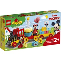 LEGO® DUPLO® Disney™ 10941 Mickey & Minnie születésnapi vonata