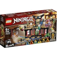 set lego ninjago movie