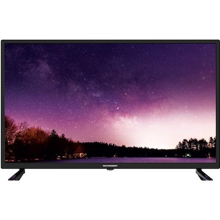 Televizor Schneider 32SC470K, 81 cm, Smart, HD, LED, Clasa A+