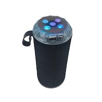 Boxa Portabila Soundvox 122L, Bluetooth, Splashproof, Microfon Hands Free, TF Card, Aux-in, Radio FM, Negru