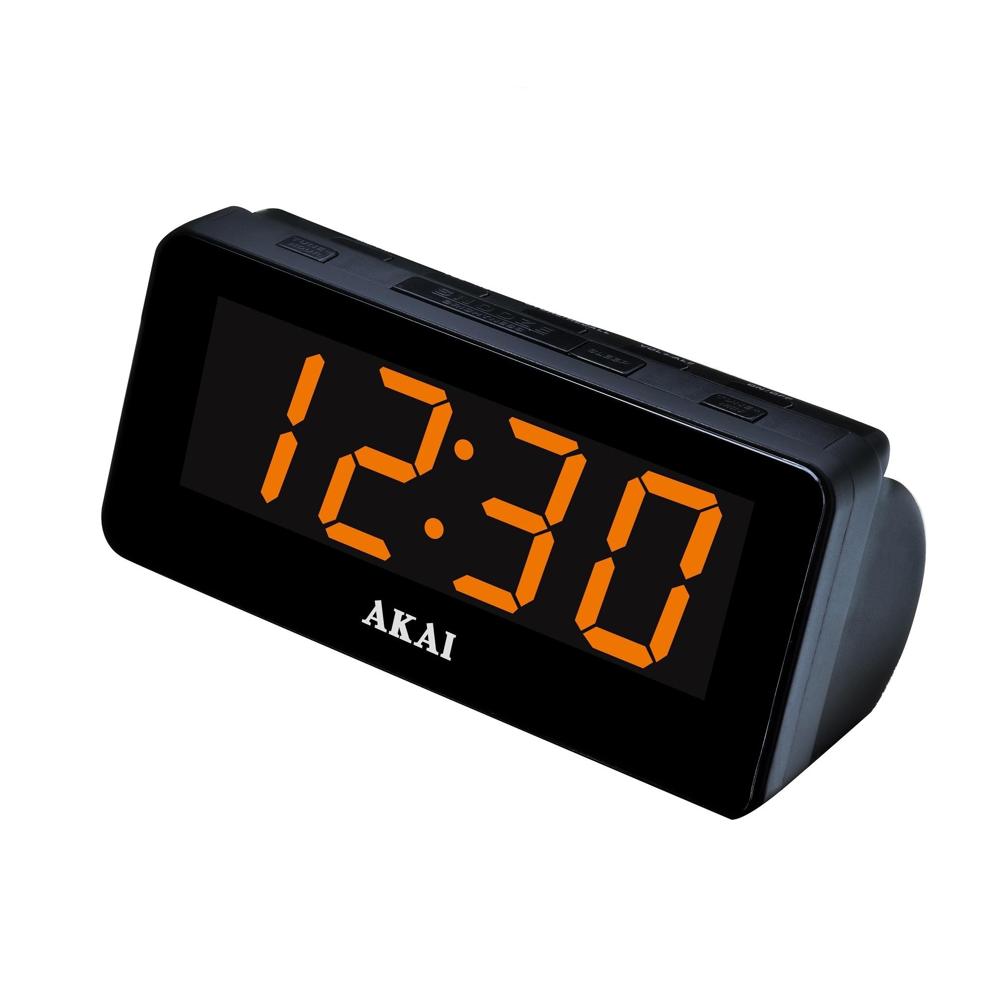 Fotografie Radio cu ceas AKAI CE-1003