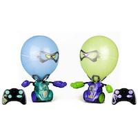 Silverlit Lufifejű boxolók, kék-zöld