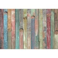 d-c-fix öntapadós tapéta Rio színes deszka 45 cm x 2 m