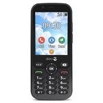 Doro 7010 Mobiltelefon, Kártyafüggetlen, Grafit